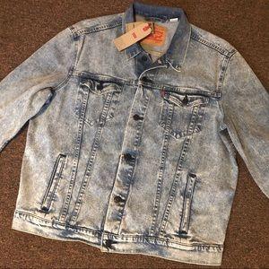 Levi's® Denim Trucker Jacket - Size: XL - NWT